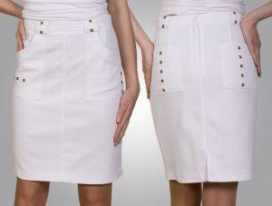 Две юбки по одной выкройке (Шитье и крой)