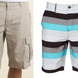 Мужские шорты-бермуды.Размеры выкройки 36-56(евро) (Шитье и крой)