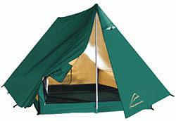 Выкройка одноместной палатки (Шитье и крой)