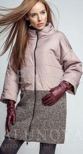 Выкройка пальто прямого покроя с воротником стойкой (Шитье и крой)
