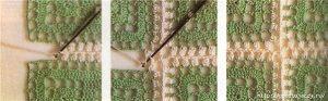 Сшивание мотивов крючком — идеи и варианты (Уроки и МК по ВЯЗАНИЮ)