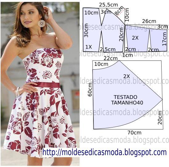 Летние платья и сарафаны и выкройки