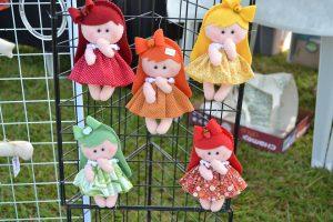 Куколки из фетра (Шитье и крой)