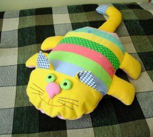 Подушки в детскую комнату (Шитье и крой)