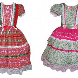 Выкройка нарядного летнего платья для девочки (Шитье и крой)