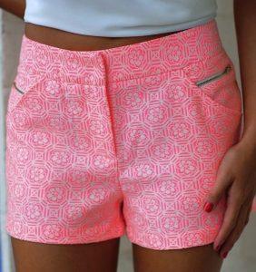 Женские шорты — выкройка (Шитье и крой)