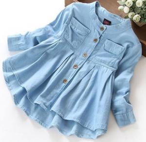 Выкройка детского платья-рубашки (Шитье и крой)