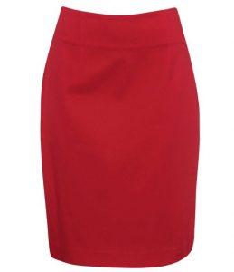 Выкройка простой прямой юбки от 36 до 54 размера евро (Шитье и крой)
