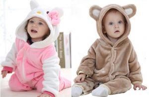 Выкройка детского комбинезона с ушками на 3-6-12-18-24 месяца (Шитье и крой)