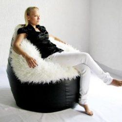 Кресло мешок. Выкройка (Шитье и крой)