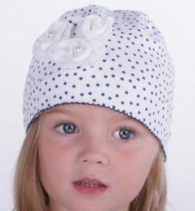 Выкройка летней трикотажной шапочки для малыша на возраст от 3 мес до 24 мес (Шитье и крой)