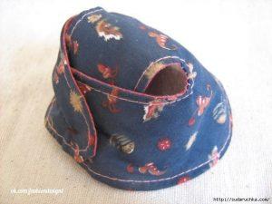 Выкройка классической панамки для ребенка (Шитье и крой)