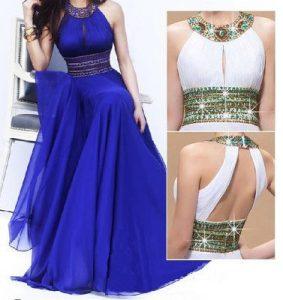Выкройка нарядного платья (Шитье и крой)