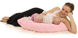 Универсальная подушка для беременных и кормления малыша (Шитье и крой)