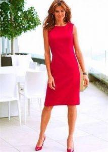 Платье-сарафан. Выкройка на размер 50 российский (Шитье и крой)