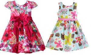 Выкройка детского летнего платья на возраст от 3 месяцев до 16 лет (Шитье и крой)