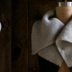 Прямоугольная безрукавка-трансформер: носи как вздумается… Очень оригинальна и проста в вязании! (Вязание спицами)