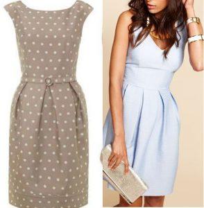 Выкройка интересного платья (Шитье и крой)