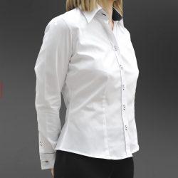 Выкройка классической женской блузки на размеры от 36 до 56 евро (Шитье и крой)