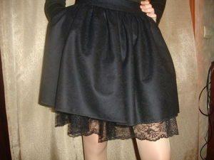 Мастер-класс по пошиву школьной юбки (Шитье и крой)