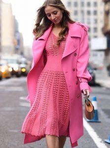 Красивое платье крючком. Схемы (Вязание крючком)