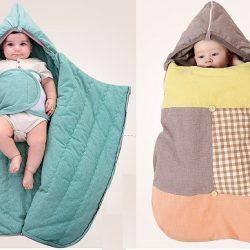 Спальный мешок для малыша. Выкройка (Шитье и крой)