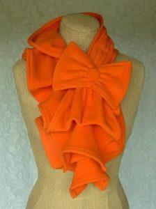 Необычный шарф (Шитье и крой)