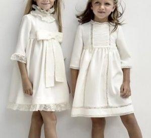 Выкройка платья для девочки на возраст от 1 года до 14 лет (шитье и крой)