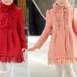 Пальто для девочки — выкройки (Шитье и крой)