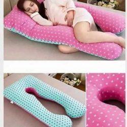 Подушка для будущих мамочек (Шитье и крой)