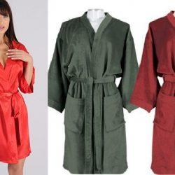 Выкройка халата 36-54 размер (Шитье и крой)