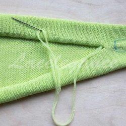 Идеальный шов при сшивании вязаных деталей (Уроки и МК по ВЯЗАНИЮ)