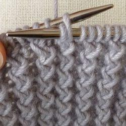 Французская резинка (Вязание спицами)