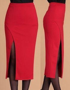 Выкройка шикарной юбки на размеры евро от 36 до 56 (Шитье и крой)