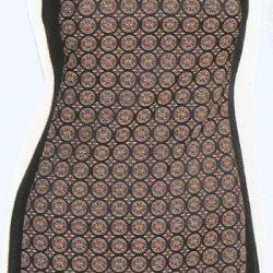Выкройка платья зрительно сужающее силуэт (Шитье и крой)
