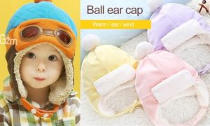 Выкройка детской зимней шапки-ушанки на возраст от 1 года до 16 лет (Шитье и крой)