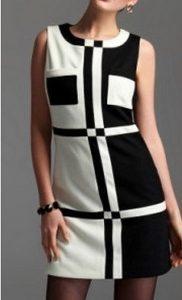 Выкройка интересного платья на размеры от 36 до 56 (Шитье и крой)