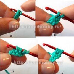 Вязание шнура «гусеничка» крючком (Уроки и МК по ВЯЗАНИЮ)