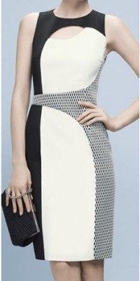 Выкройка оригинального платья (Шитье и крой)