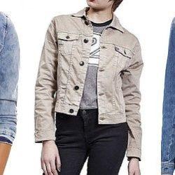Выкройка джинсовой куртки (Шитье и крой)