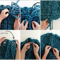 Вязание руками (Уроки и МК по ВЯЗАНИЮ)