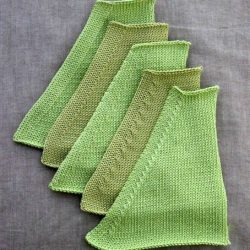 Как красиво делать убавления в вязании спицами (Уроки и МК по ВЯЗАНИЮ)