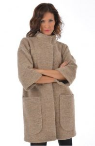 Выкройка пальто силуэта оверсайз на размер ОГ 86 -94 см (Шитье и крой)