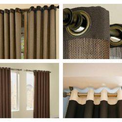 Как установить люверсы на шторы (Шитье и крой)
