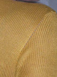 Вязание втачного рукава без шва ( Уроки и МК по ВЯЗАНИЮ)