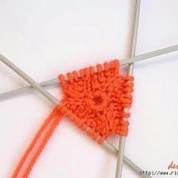 Набор петель для кругового вязания на спицах (Уроки и МК по ВЯЗАНИЮ)