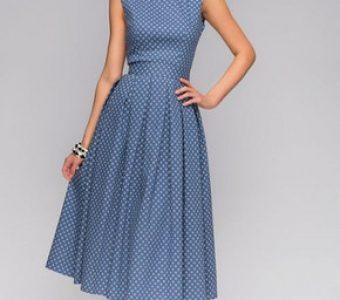 МК. Как сшить платье новичку (Шитье и крой)