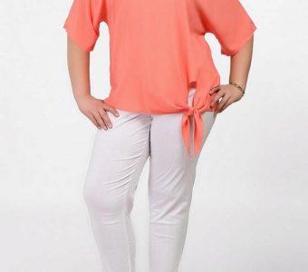 Блуза для дам с полными руками (Шитье и крой)