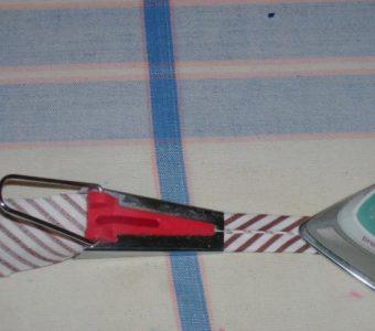 Косая бейка — легко и просто (Шитье и крой)