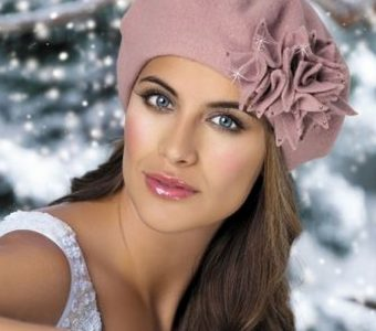 Очаровательные осенние шапочки и шляпки для дам (Мода и стиль)